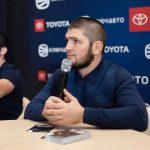 Хабиб Нурмагомедов объяснил, почему предпочитает драться в партере