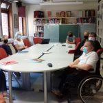 Русский разговорный клуб возобновил работу в Монсе