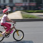 В Таллинне учебный автомобиль сбил 7-летнюю девочку