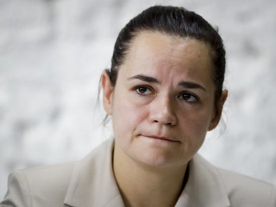 С. Тихановская в Вильнюсе: белорусы ждут внимания международного сообщества