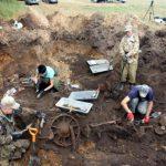 Найдены останки солдат, погибших в Латвии 75 лет назад