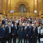 В Москве наградили победителей конкурса лучших школьных музеев о Великой Отечественной войне