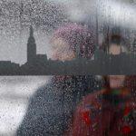 В понедельник в Латвии ожидаются кратковременные дожди
