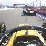 Гонку «Формулы-2» в Сочи остановили досрочно из-за аварии