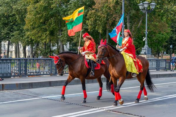 Юбилей азербайджанской общины Клайпедского региона