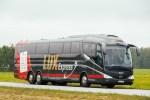 Lux Express временно сокращает число международных рейсов в Балтии