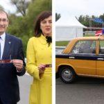 Латвийцы негодуют: без символики СССР Юрмальскую трассу открыть было нельзя?!
