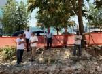 Строительство Российского парка началось в Иордании