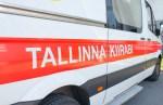 В Таллинне пострадал 52-летний велосипедист