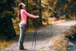 В таллинских парках пройдут бесплатные тренировки по скандинавской ходьбе
