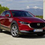 Кроссовер Mazda CX-30 будут выпускать во Владивостоке