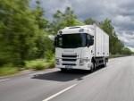 Scania выпустила первый электрогрузовик