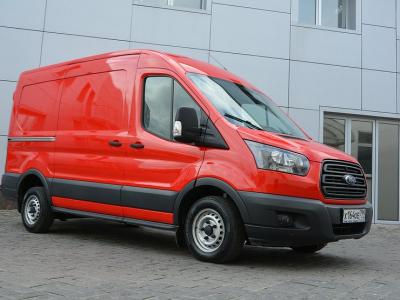 Тест-драйв Ford Transit: реальный фургон