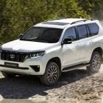 Внедорожник Toyota Land Cruiser Prado получил мощный дизель