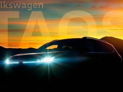 Volkswagen раскрыл название нового компактного кроссовера для России