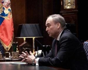 Российский посол считает нелегитимными санкции против Центрального НИИ химии и механики со стороны США
