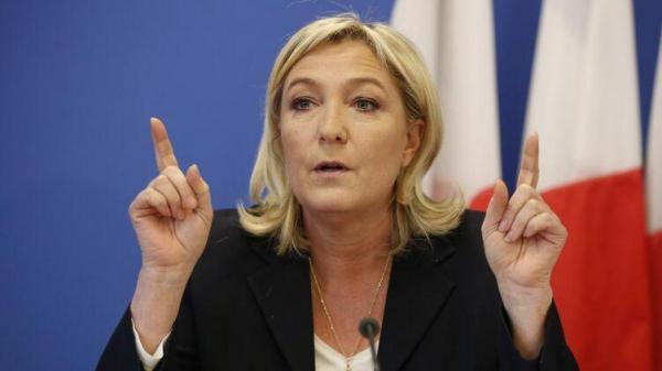 Марин Ле Пен призвала к войне с исламизмом во Франции
