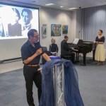 Творческий вечер в честь 140-летия Александра Блока прошёл в Лондоне