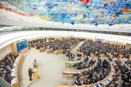 Россия стала членом Совета ООН по правам человека