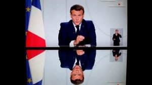 Макрон объявил о повторном карантинном режиме во Франции с 30 октября