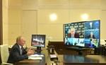 Владимир Путин призвал парламентариев активно участвовать в реализации новых положений Конституции