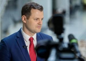 Г. Палуцкас: похоже, что социал-демократы остаются в оппозиции