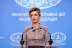 Захарова назвала антироссийским выпадом обвинения США в адрес России
