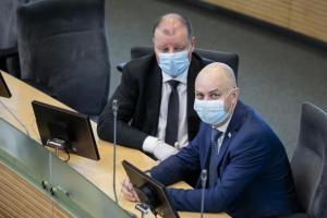 Минздрав Литвы не исключает всеобщий карантин из-за ухудшения ситуации с коронавирусом