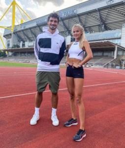 Самую сексуальную спортсменку мира Алису Шмидт фанаты обвинили в плохой игре футболистов «Боруссии»