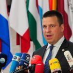 Ратас в Брюсселе: что обсуждают на саммите лидеры стран ЕС