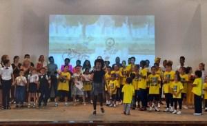 III Международный фестиваль российской детской песни «Чирику» с успехом прошел в Танзании