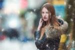 Очередной прогноз: зима в Латвии будет более прохладной, чем прошлая