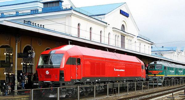 В Литве рассказали, как закрытие границы с Белоруссией повлияло на поезда