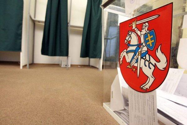 На выборах в сейм Литвы начинается голосование на дому и в спецпунктах