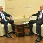 Путин и Медведчук обсудили вопросы санкций, вакцины и восстановления отношений Москвы и Киева