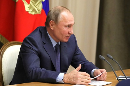 Глава РФ одобрил идею разрешить поставки в Россию с нескольких украинских предприятий