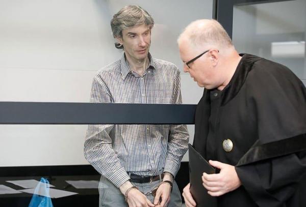 В суде продолжается рассмотрение дела обвиняемого в шпионаже А. Палецкиса
