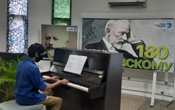 Музыкальный праздник в Тривандруме посвятили Петру Чайковскому