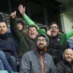 На матчи сборной Эстонии по футболу пустят 1400 болельщиков