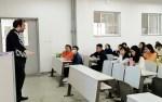 Студентам в Даляне рассказали о российских городах