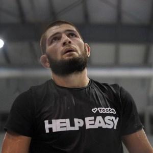 Нурмагомедов после поединка с Гэтжи мечтает встретиться с легендой UFC Жоржем Сен-Пьером