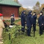 Летчиков, погибших в военное время, захоронили в Тверской области