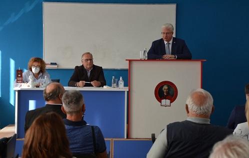 Встреча Союза общества российско-македонской дружбы прошла в Скопье