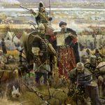 540 лет назад русское войско остановило монголо-татар на реке Угре