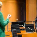 Тихановская заявила Меркель, что не борется против России