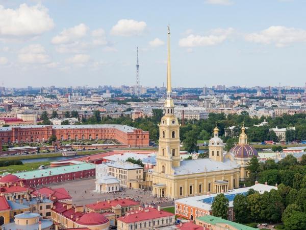 В Санкт-Петербурге построят научно-образовательный центр мирового уровня