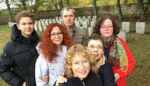 Соотечественники в Германии привели в порядок могилы советских граждан