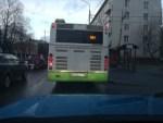 Автовладельцы вновь высказались против пересадки на общественный транспорт