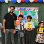Египетских школьников познакомили с русской культурой