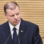 Премьер Литвы - полякам: слова А. Валинскаса не отражают отношения Кабмина и общества